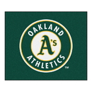 Fanmats 6412 MLB - Oakland Athletics Tailgater Rug 59.5