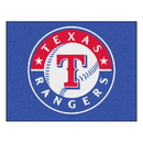 Fanmats 6421 MLB - Texas Rangers All-Star Mat 33.75