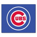Fanmats 6469 MLB - Chicago Cubs Tailgater Rug 59.5