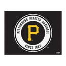 Fanmats 6495 MLB - Pittsburgh Pirates All-Star Mat 33.75