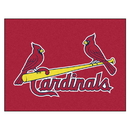 Fanmats 6502 MLB - St. Louis Cardinals All-Star Mat 33.75