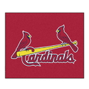 Fanmats 6507 MLB - St. Louis Cardinals Tailgater Rug 59.5
