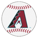Fanmats 6510 MLB - Arizona Diamondbacks Baseball Mat 27