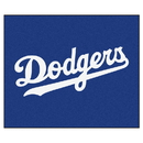 Fanmats 6525 MLB - Los Angeles Dodgers Tailgater Rug 59.5