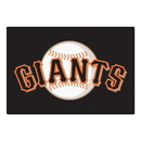 Fanmats 6548 MLB - San Francisco Giants Starter Rug 19