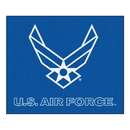 Fanmats 6977 Air Force Tailgater Rug 59.5