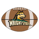 Fanmats 697 Wright State Football Rug 20.5
