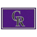 Fanmats 7055 MLB - Colorado Rockies 44