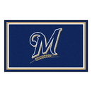 Fanmats 7067 MLB - Milwaukee Brewers 44