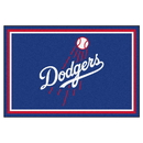 Fanmats 7096 MLB - Los Angeles Dodgers 59.5