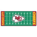 Fanmats 7356 NFL - Kansas City Chiefs Runner 30