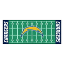Fanmats 7364 NFL - Los Angeles Chargers Runner 30