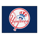 Fanmats 8065 MLB - New York Yankees Primary Logo All-Star Mat 33.75