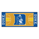 Fanmats 8171 Duke Basketball Court Runner 30