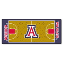 Fanmats 8174 Arizona Basketball Court Runner 30