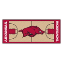 Fanmats 8259 Arkansas Basketball Court Runner 30
