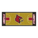 Fanmats 8261 Louisville Basketball Court Runner 30