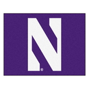 Fanmats 831 Northwestern All-Star Mat 33.75