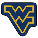 Fanmats 8341 West Virginia Mascot Mat 30.8