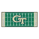Fanmats 8453 Georgia Tech Runner 30