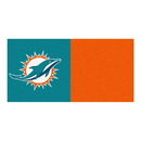Fanmats 8552 NFL - Miami Dolphins 18