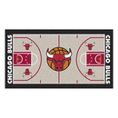 Fanmats 9222 NBA - Chicago Bulls Large Court Runner 29.5x54