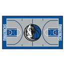 Fanmats 9239 NBA - Dallas Mavericks Large Court Runner 29.5x54