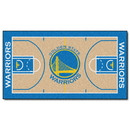 Fanmats 9264 NBA - Golden State Warriors Large Court Runner 29.5x54