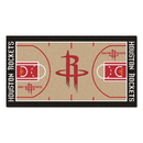 Fanmats 9272 NBA - Houston Rockets Large Court Runner 29.5x54