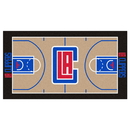 Fanmats 9289 NBA - Los Angeles Clippers Large Court Runner 29.5x54
