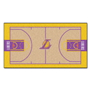 Fanmats 9298 NBA - Los Angeles Lakers Large Court Runner 29.5x54