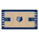 Fanmats 9306 NBA - Memphis Grizzlies Large Court Runner 29.5x54