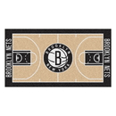 Fanmats 9338 NBA - Brooklyn Nets Large Court Runner 29.5x54