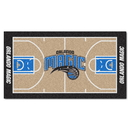 Fanmats 9362 NBA - Orlando Magic Large Court Runner 29.5x54