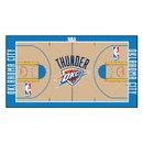 Fanmats 9410 NBA - Oklahoma City Thunder Large Court Runner 29.5x54
