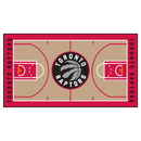 Fanmats 9418 NBA - Toronto Raptors Large Court Runner 29.5x54