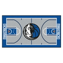 Fanmats 9484 NBA - Dallas Mavericks NBA Court Runner 24x44