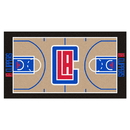 Fanmats 9490 NBA - Los Angeles Clippers NBA Court Runner 24x44