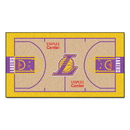Fanmats 9491 NBA - Los Angeles Lakers NBA Court Runner 24x44