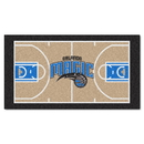 Fanmats 9500 NBA - Orlando Magic NBA Court Runner 24x44