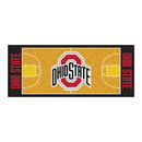 Fanmats 9566 Ohio State Basketball Court Runner 30