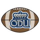 Fanmats 962 Old Dominion Football Rug 20.5