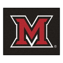 Fanmats 99 Miami (OH) Tailgater Rug 59.5