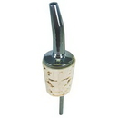 Spill-Stop 285-20 Chrome Tapered Pourer w/Half Gallon Cork