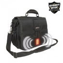 Streetwise Security Products SWiSBPL Streetwise iSAFE Bulletproof Laptop Bag w/Alarm