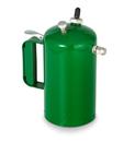Sure Shot A6102 Pressure-Guard Green Powder Coated Steel Sprayer with Adjustable Nozzle