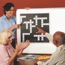Simple Giant Crossword Puzzle Set Volume 1