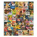 White Mountain Puzzle Movie Classics Puzzle, 300 Pieces