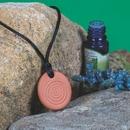 S&S Worldwide Terra Cotta Aromatherapy Pendants