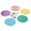 Tickit Silishapes Sensory Circles Set